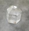 Pointe cristal de roche taillé