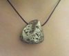 Gros Pendentif pyrite